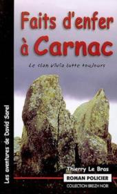 Faits D'Enfer A Carnac - Couverture - Format classique