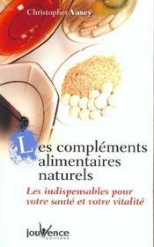 Complements alimentaires naturels (les) n.52 - Intérieur - Format classique