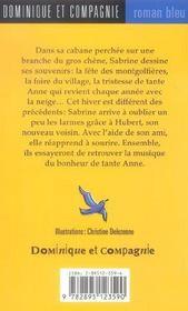 Chagrine - 4ème de couverture - Format classique