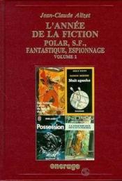 Annee De La Fiction 90/2 - Couverture - Format classique