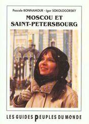 Moscou - Saint Petersbourg (Guide) - Intérieur - Format classique
