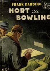 Mort Au Bowling - N°53 - Couverture - Format classique