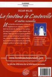 le fantome de canterville pdf
