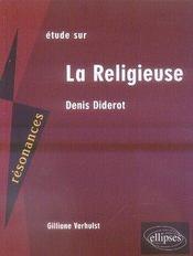 Diderot ; la religieuse - Intérieur - Format classique