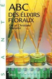 Abc des elixirs floraux - Couverture - Format classique