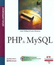 Php Et My Sql - Intérieur - Format classique