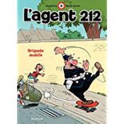 L'agent 212 t.9 ; brigade mobile - Intérieur - Format classique