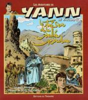 Yann le vaillant t.6 ; le trésor de la vallée perdue - Couverture - Format classique