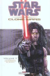 Star Wars - clone wars t.7 ; les cuirasses de Rendili - Intérieur - Format classique