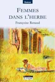 Femmes dans l'herbe - Couverture - Format classique