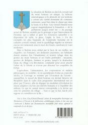 Bedoin a travers les siecles - 4ème de couverture - Format classique