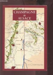 Champagne Alsace - Couverture - Format classique