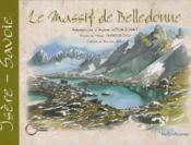 Le massif de Belledonne - Couverture - Format classique