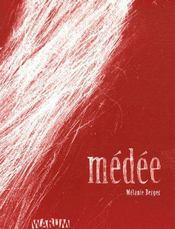 Médée - Couverture - Format classique