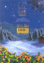 Calendrier lunaire (édition 2005) - 4ème de couverture - Format classique