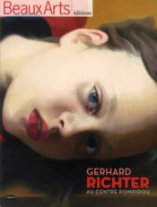 Gerhard Richter au Centre Pompidou  - Collectif