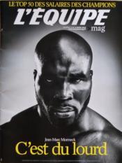 Equipe Mag (L') N°1546 du 03/03/2012 - Couverture - Format classique