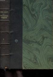 Manuel De Philosophie Thomiste - Adapte Aux Derniers Programmes De L4endeignement Secondaire - Tom 1 - Logique Formelle - Ontologie - Psychologie - Couverture - Format classique