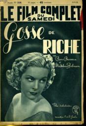 Le Film Complet Du Samedi N° 2158 - 17e Annee - Gosse De Rcihe - Couverture - Format classique