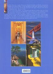 Cote d'azur ; miracle de lumiere - 4ème de couverture - Format classique