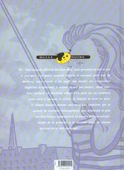 Barbara Wolf T.2; Qui Veut Tuer Barbara Wolf - 4ème de couverture - Format classique