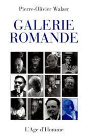 Galerie Romande - Couverture - Format classique