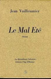 Le Mal Ete - Couverture - Format classique