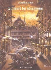 Le Mort Du Necromant - Intérieur - Format classique