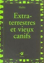 Extraterrestres et vieux canifs - Intérieur - Format classique
