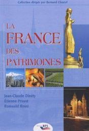 La france des patrimoines ; BTS - Couverture - Format classique