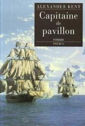 Capitaine De Pavillon - Couverture - Format classique