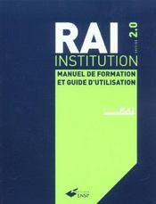 Rai Institution Version 2.0 - Intérieur - Format classique
