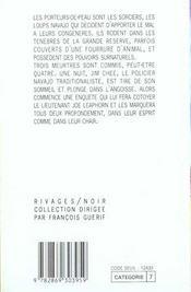 Porteurs-De-Peau - 4ème de couverture - Format classique