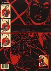 Pin-Up T.5 - 4ème de couverture - Format classique
