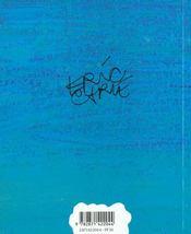 Petit Nuage - 4ème de couverture - Format classique