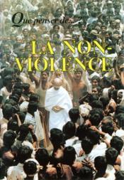 La Non-Violence - Couverture - Format classique