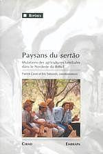 Paysans Du Sertao. Mutations Des Agricultures Familiales Dans Le Nordeste Du Bre - Couverture - Format classique
