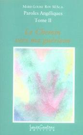 Paroles Angeliques T.2 - Chemin Guerison - Intérieur - Format classique