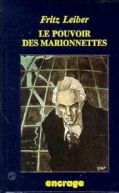 Pouvoir Des Marionnettes - Couverture - Format classique