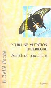 Pour Une Mutation Interieure - Intérieur - Format classique