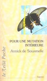 Pour Une Mutation Interieure - Couverture - Format classique