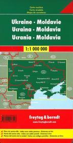 Ukraine ; Moldavie - 4ème de couverture - Format classique
