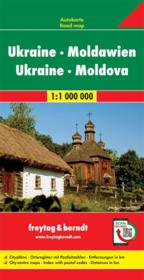 Vente livre :  Ukraine ; Moldavie  - Collectif