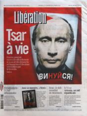 Liberation N°9583 du 03/03/2012 - Couverture - Format classique