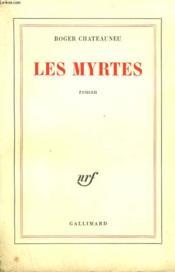 Les Myrtes. - Couverture - Format classique