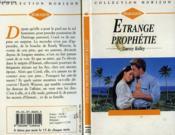 Etrange Prophetie - The Cowboy'S Proposal - Couverture - Format classique