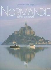 Normandie ; terroir à secrets - Intérieur - Format classique