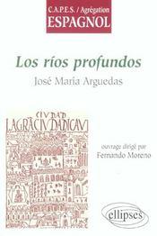 Los Rios Profundos Jose Marie Arguedas - Intérieur - Format classique
