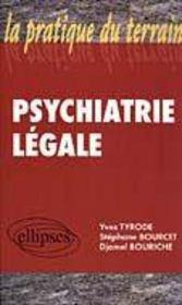 Psychiatrie Legale - Intérieur - Format classique