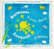 Balthazar, le petit Lézard : Zoukzofi tizandoli - Couverture - Format classique